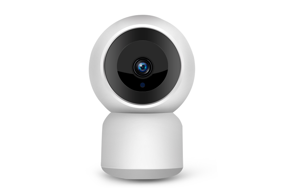 Wireless Pan-Tilt IP camera
