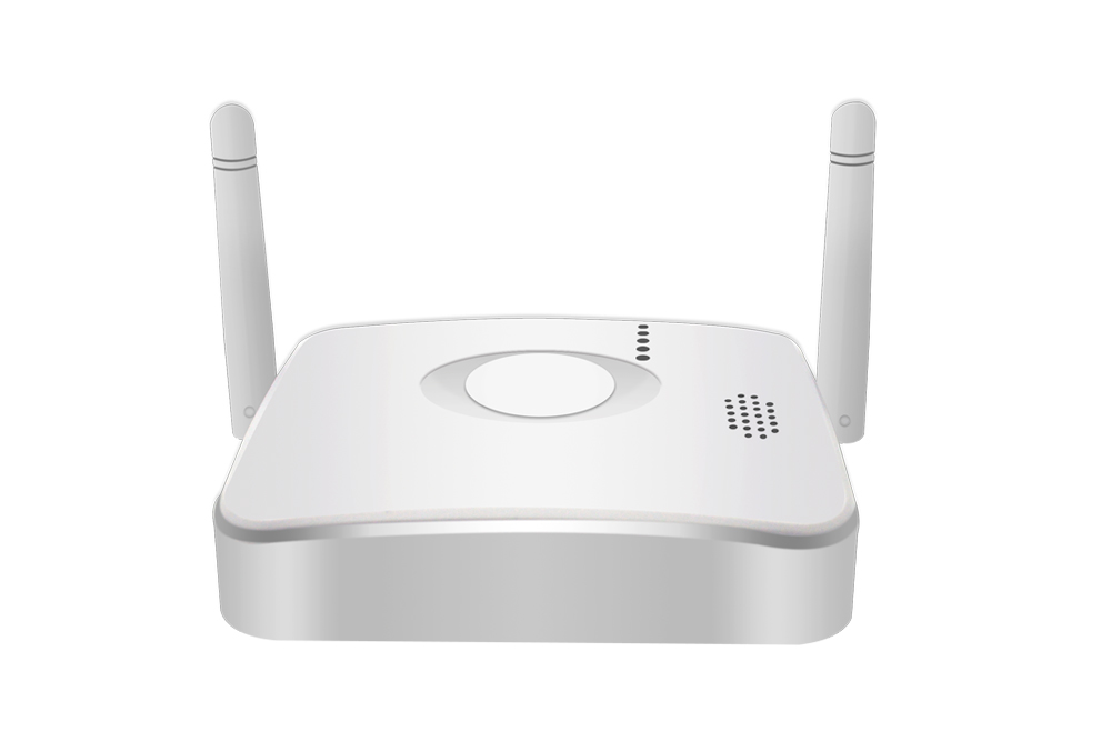 Wireless NVR base station